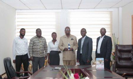 Prof. Omane-Antwi honoured at the 4th Ghana Finance Innovation Awards