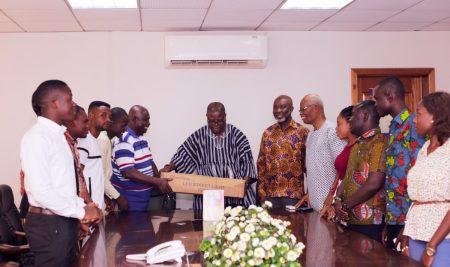 Anyaa- Sowutuom MP Donates to PUC