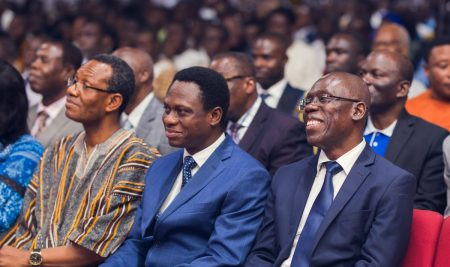 Church of Pentecost Chairman Education Foundation (COPCEF) Launched