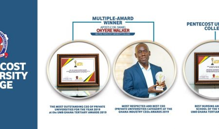 PUC Rector wins Most Outstanding CEO award