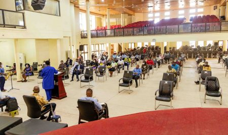 We are poised for the new era – Pentecost University Staff